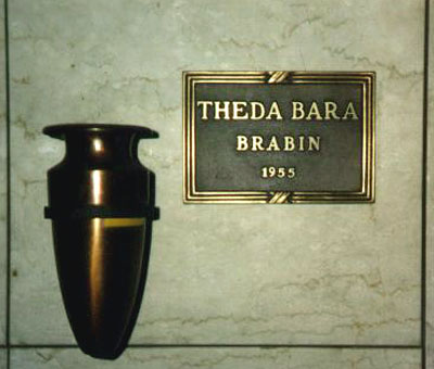 Теда Бара - полная биография