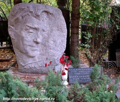 Новодевичье кладбище москва